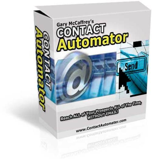 Product picture Contact Automator - MRR