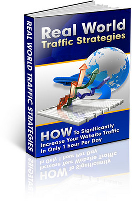 Product picture Real World Traffic Strategies with MRR