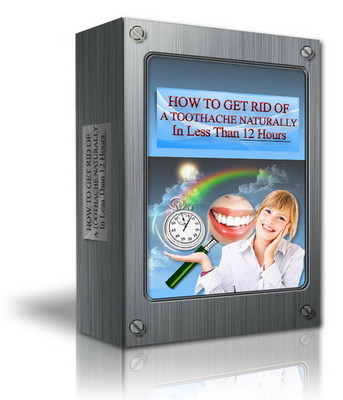 Product picture Get Rid Of Toothache Naturally - PLR