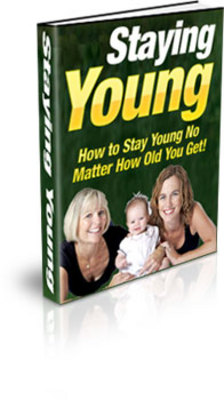 Product picture How To Stay Young - PLR