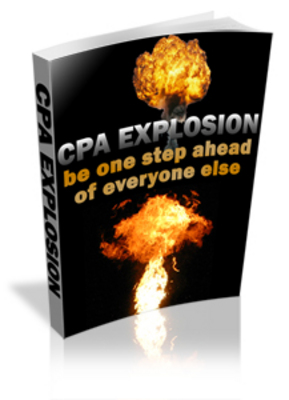 Product picture Make Money With CPA - MRR